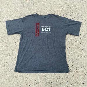 Levi's 501 Jeans Shirt